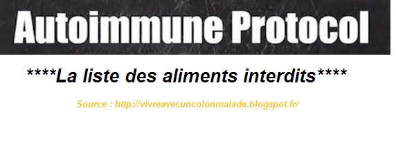 Read more about the article Le régime AIP (Auto Immune Protocol) et régime d'élimination