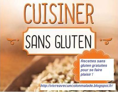 Sans gluten ne veut pas dire sans plaisir : recettes sans gluten gratuites