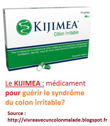 Read more about the article Le KIJIMEA : médicament pour guérir le syndrome du colon irritable?