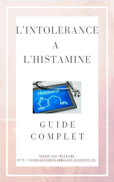 Read more about the article Intolérance à l'histamine : le guide complet pour tout savoir !