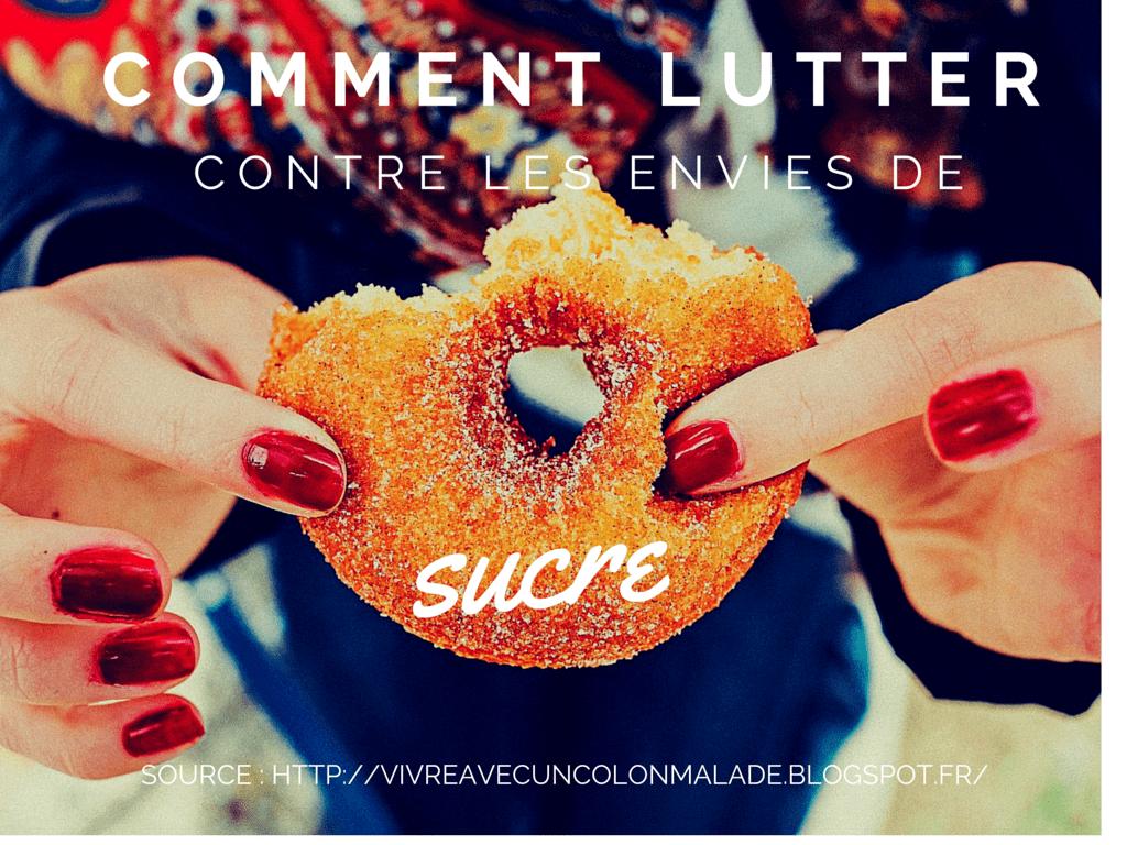 Read more about the article Comment lutter contre les envies de sucre?