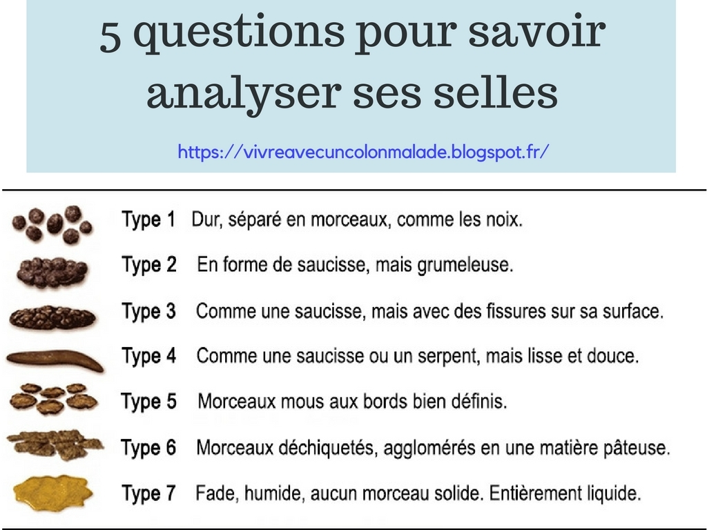 Read more about the article Les 5 questions pour analyser ses selles