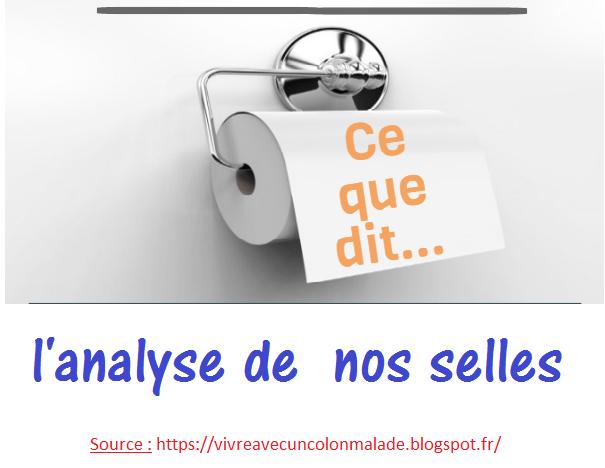 Read more about the article Vos selles en disent long sur votre santé : comment les analyser?