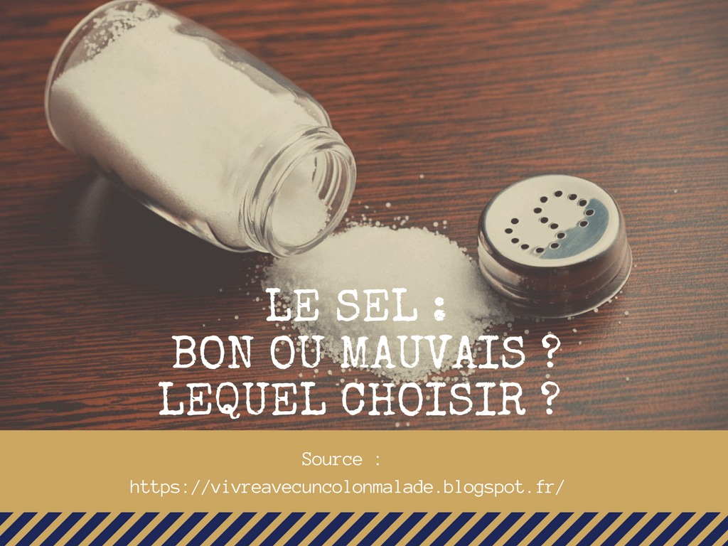Read more about the article Le sel : bon ou mauvais ? Quel sel utiliser ?