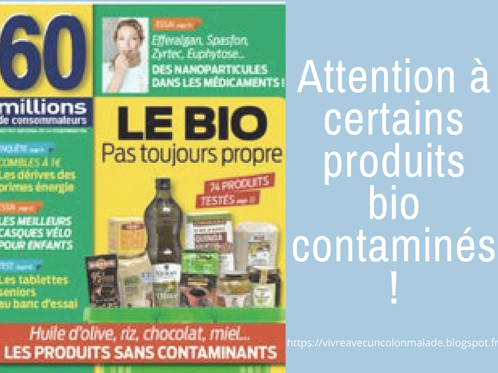 Read more about the article Attention à certains produits bio contaminés : comparatif complet