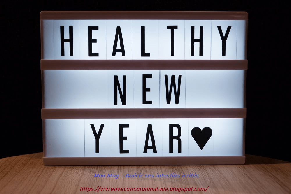 Read more about the article 5 bonnes résolutions santé pour la nouvelle année