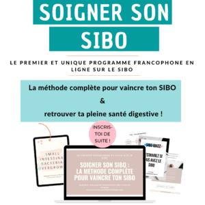 Read more about the article Comment soigner ton SIBO ? Voici la méthode complète